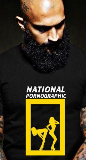 Тениска National Pornographic