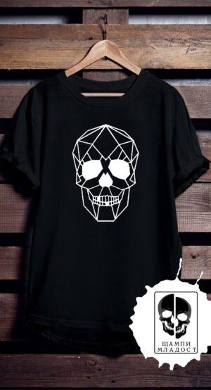 Тениска Skull Diamond