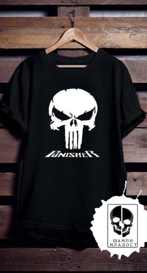 Тениска на PUNISHER