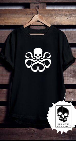 Тениска Octopus Skull