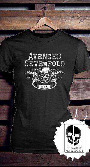 Тениска Avenged Sevenfold