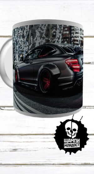 Чаша Mercedes AMG