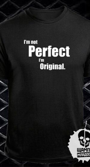 Тениска I'm Original