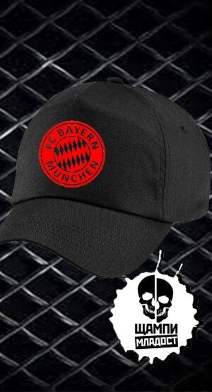 Шапка с козирка Bayern Munchen