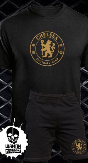 Комплект Тениска и Шорти Челси модел 2