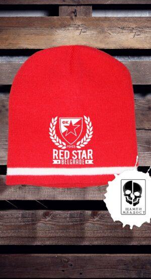 Зимна шапка Цървена Звезда