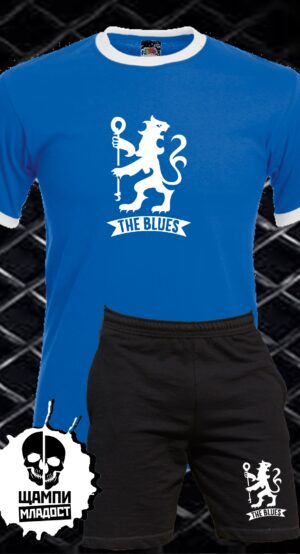Комплект Тениска и Шорти Челси