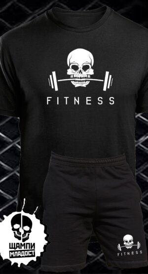 Тениска и Шорти Fitness