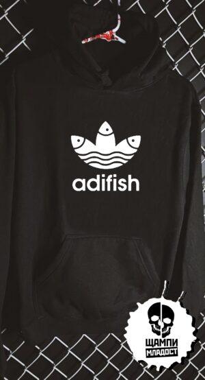 Суичър Adifish