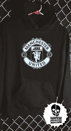 Суичър Manchester United