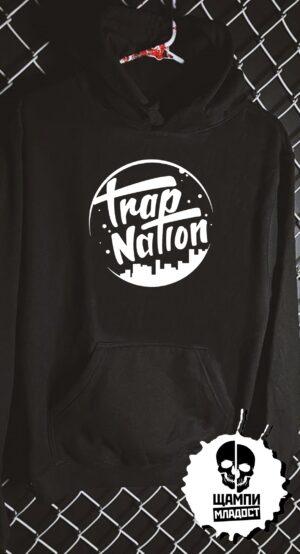 Суичър Trap Nation