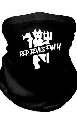 Бандана Red Devils Family