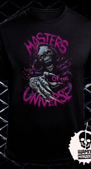 Tениска с принт Masters of the Universe