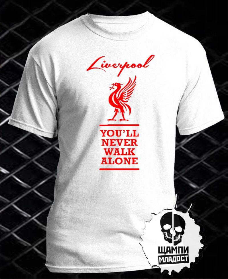 Тениска Liverpool YNWA