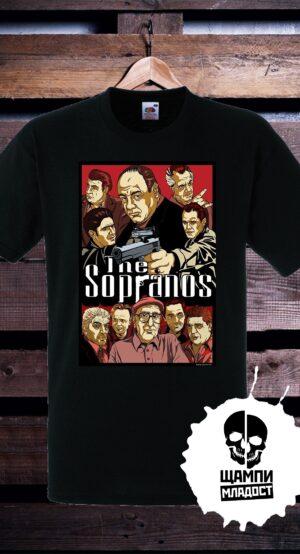 Тениска The Sopranos Family