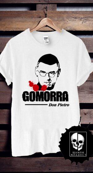 Тениска Гомора Дон Пиетро