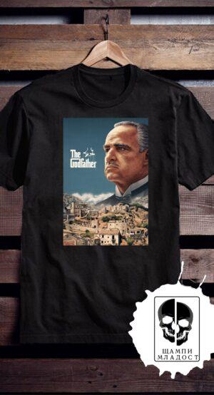 Тениска Teh Godfather
