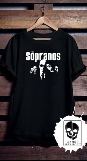 Тениска The Sopranos