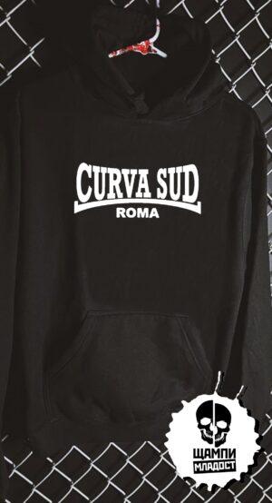 Суичър Curva Sud Roma
