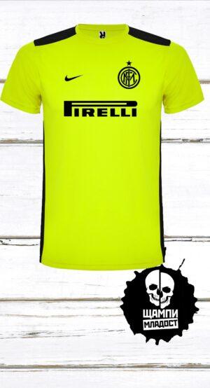 Тениска Интер
