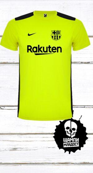 Тениска Барса