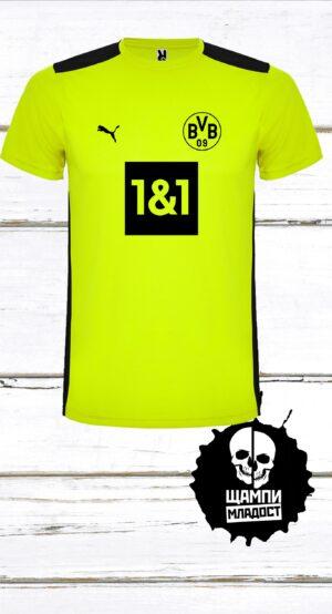 Тениска Борусия Дортмунд
