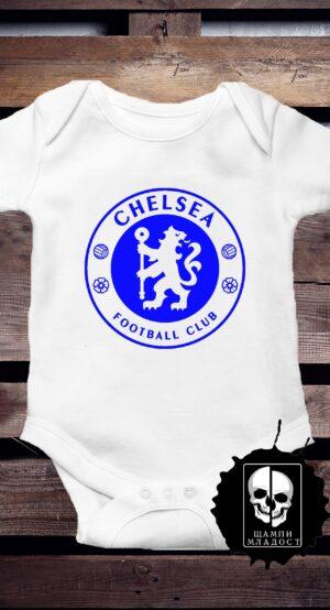 Бебешко Боди Челси
