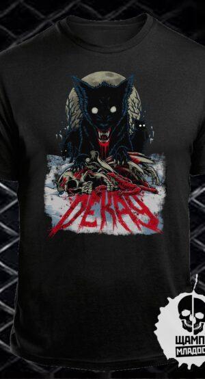 Тениска с принт Dekay