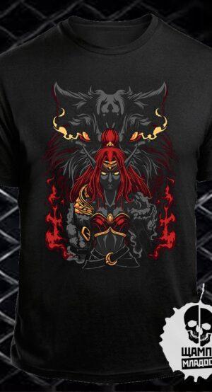 Тениска Wolf Night
