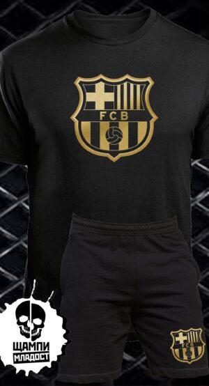 Комплект Тениска и Шорти Барселона