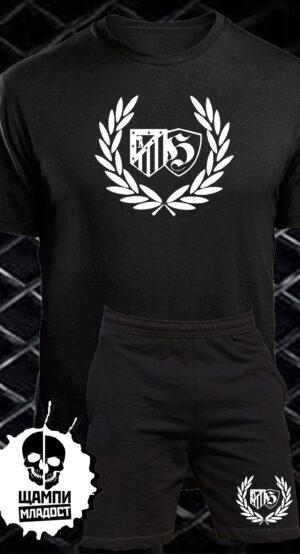 Комплект Тениска и Шорти Атлетико